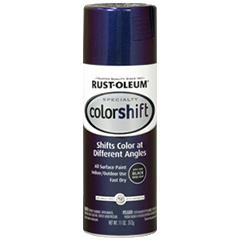 Rust-Oleum Specialty Galaxy Blue Color Shift Spray Paint