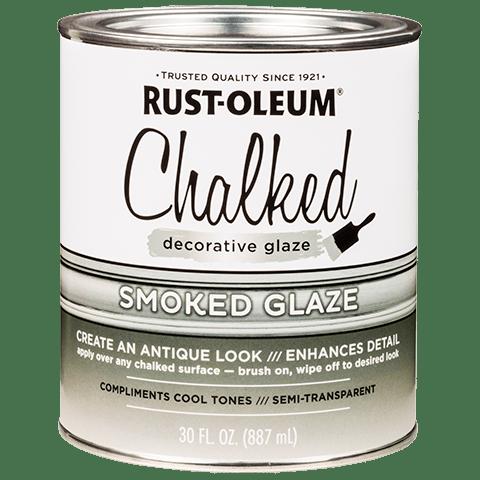 Rust Oleum Chalked Paint Decorative Glaze