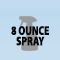 8 Ounce Spray