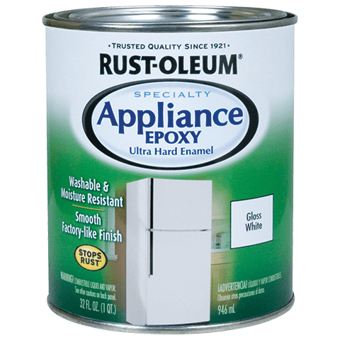 Specialty Appliance Epoxy Product Page