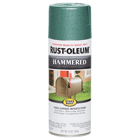 Stops Rust 174 Hammered Spray Product Page