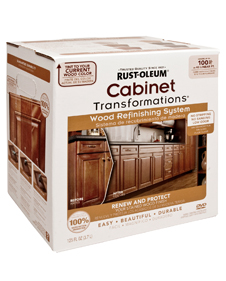 Cabinet Transformations® Wood Refinishing System