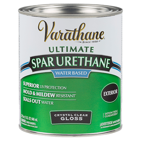 Ultimate Spar Urethane Water Based Product Page