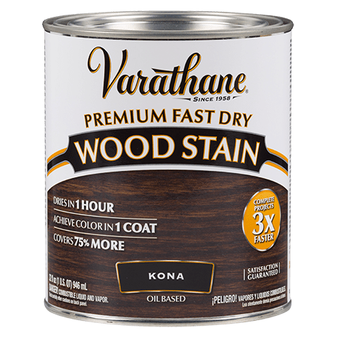 Wood Stain Varathane 174 Premium Fast Dry Wood Stain