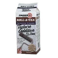 Zinsser 174 Roll A Tex 174 Additives Product Page