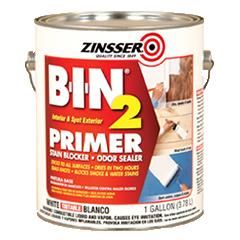 Zinsser 174 B I N 174 2 Primer Stain Blocker Odor Sealer