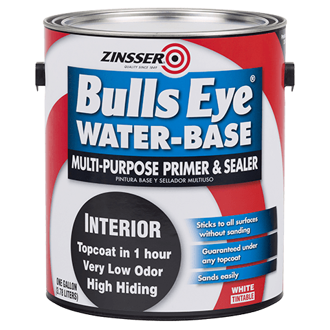 Zinsser Bulls Eye 1 2 3 Water Base Primer Product Page Autos Post