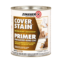 Zinsser 174 High Hide Cover Stain 174 Primer Product Page