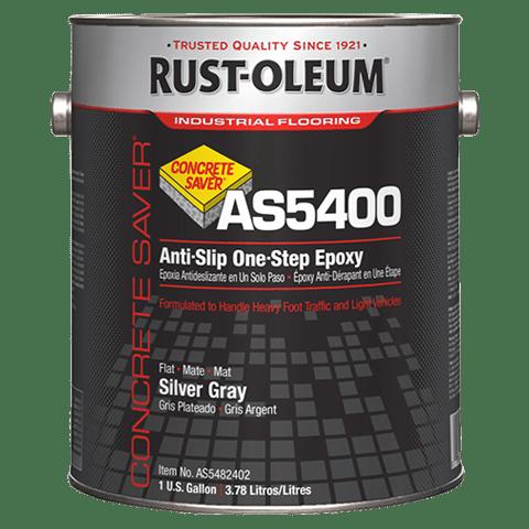 Concrete Saver 174 As5400 System Anti Slip One Step Epoxy