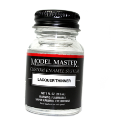Lacquer Primers - Top Coats - Thinners