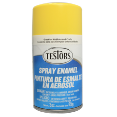 Tools Enamel Sprays - English/Spanish Labeling
