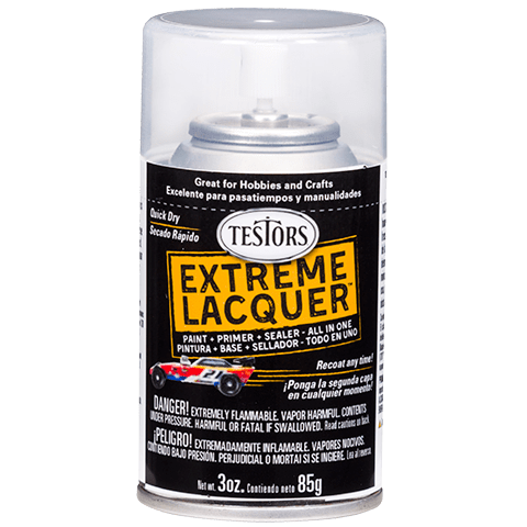 Extreme Lacquer Sprays Product Page