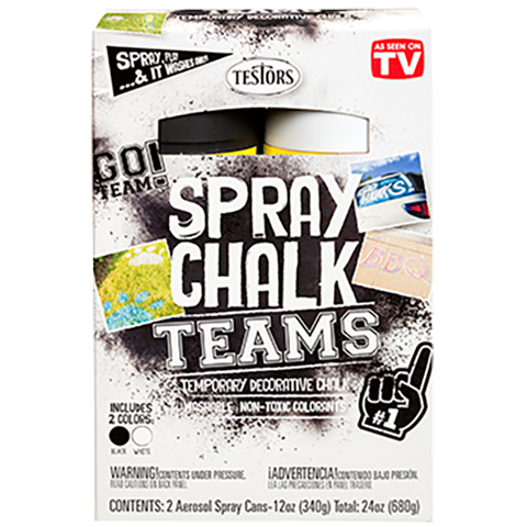 Spray Chalk Product Page