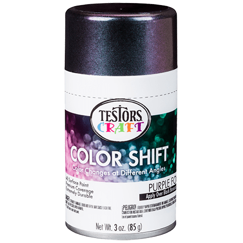 Tools Color Shift Aerosols
