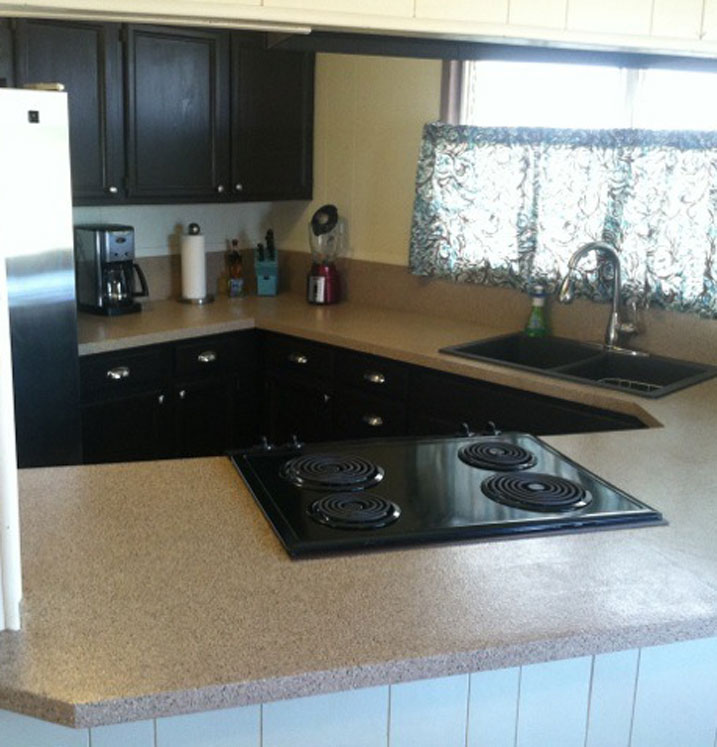 Kitchen Cabinet Restoration Kit: Cabinet Transformations Submitted By Andrea E
