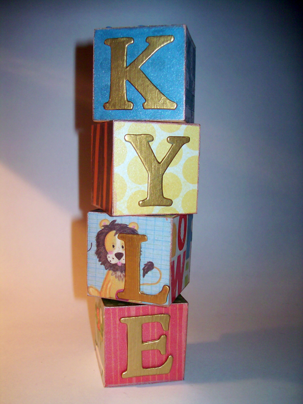 child-name-blocks-project