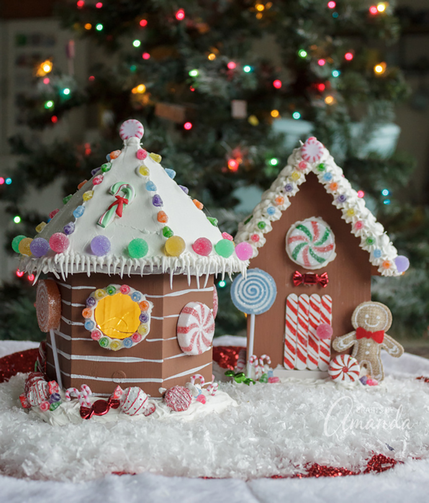 Gingerbread House 07