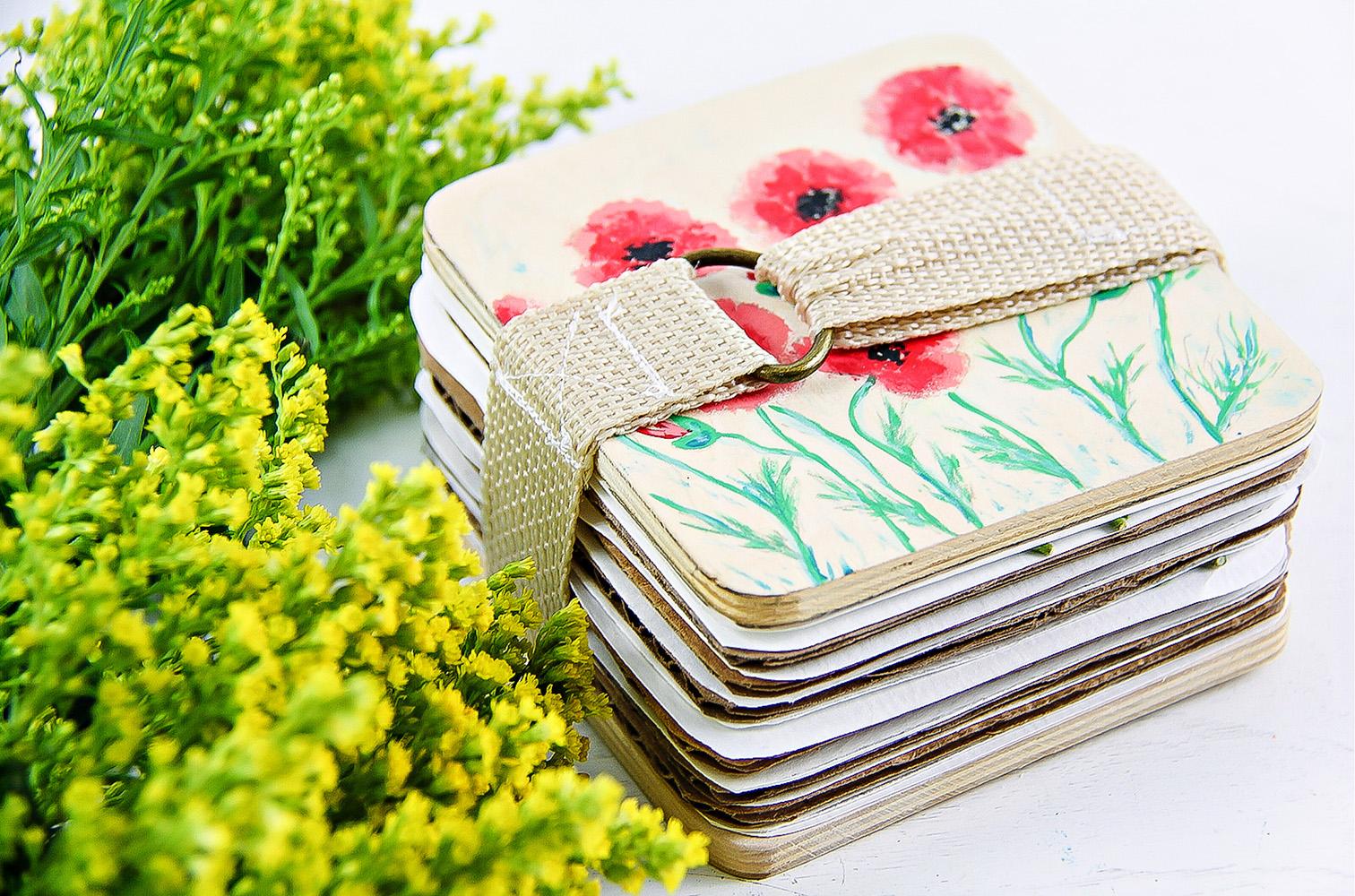 Paint A Diy Flower Press