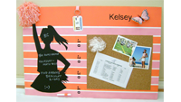 School Organizer Board